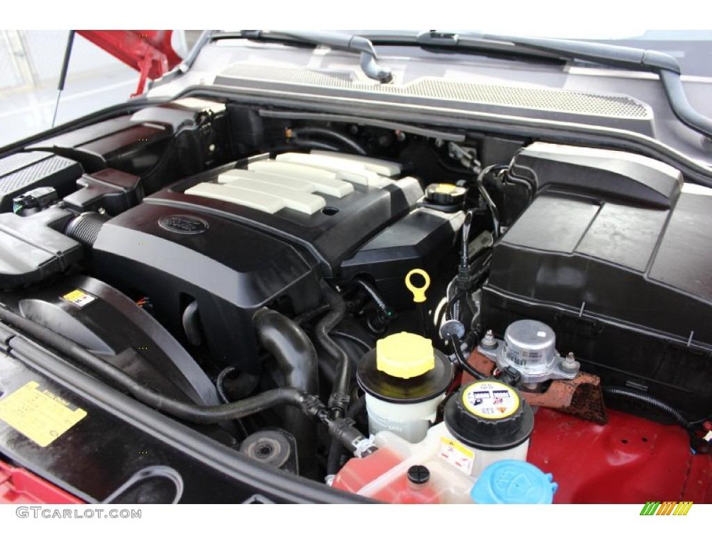2006 Land Rover Lr3 V8 Se Engine Photos Gtcarlot Com