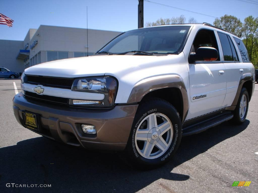 2002 chevrolet trailblazer ltz 4x4 summit white color medium oak. Cars Review. Best American Auto & Cars Review