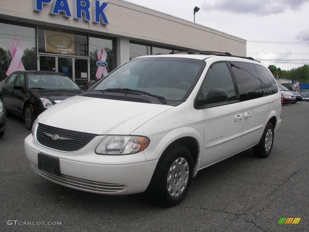 2001 stone white chrysler town country lx 9472599 - 2001 chrysler town and country interior ...