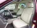Cocoa/Light Neutral Front Seat Photo for 2015 Chevrolet Malibu #94830950