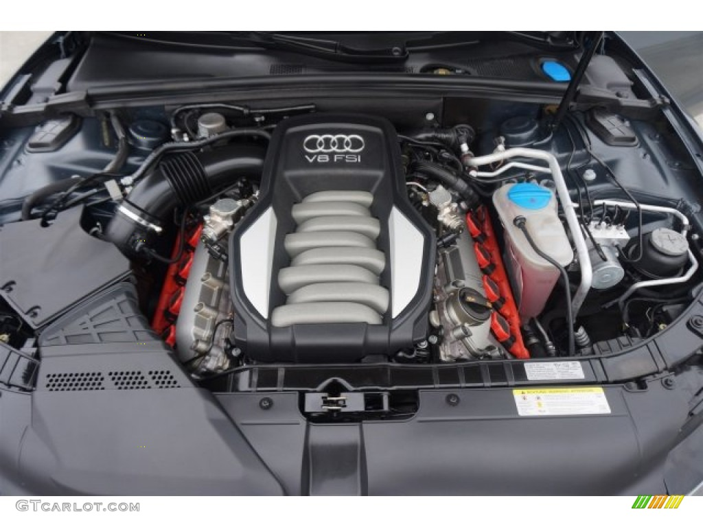 2011 audi s5 4 2 fsi quattro coupe engine photos. Black Bedroom Furniture Sets. Home Design Ideas