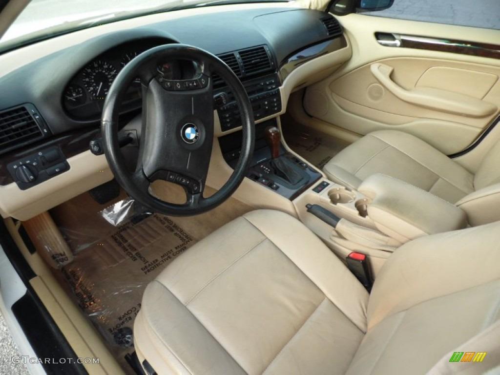 2003 BMW 3 Series 325i Sedan Interior Color Photos