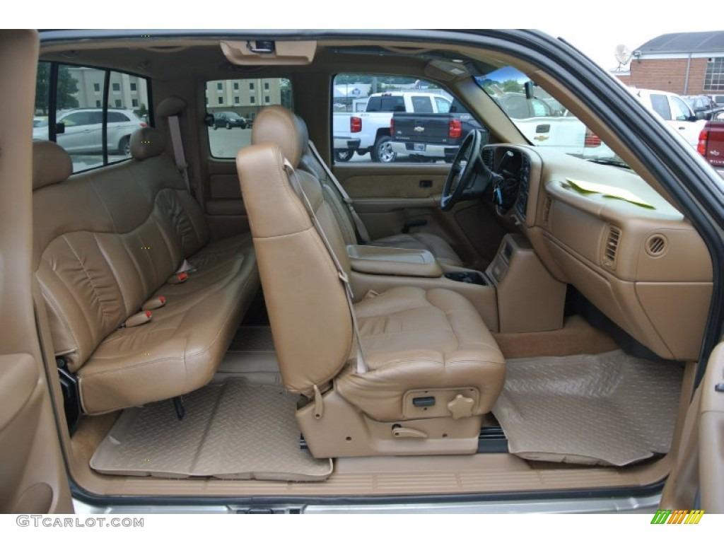 1999 Chevrolet Silverado 1500 Ls Extended Cab 4x4 Interior