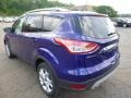 2014 Deep Impact Blue Ford Escape Titanium 2.0L EcoBoost 4WD  photo #4