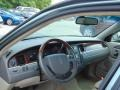 2006 Lincoln Town Car Light Camel Interior Dashboard Photo