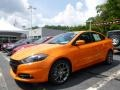 2014 Header Orange Dodge Dart SXT #94856017