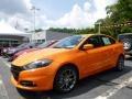 2014 Header Orange Dodge Dart SXT #94856017