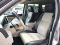 Dark Slate Gray/Light Graystone 2010 Jeep Grand Cherokee Interiors