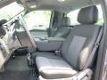 2014 F150 STX Regular Cab 4x4 Black Interior