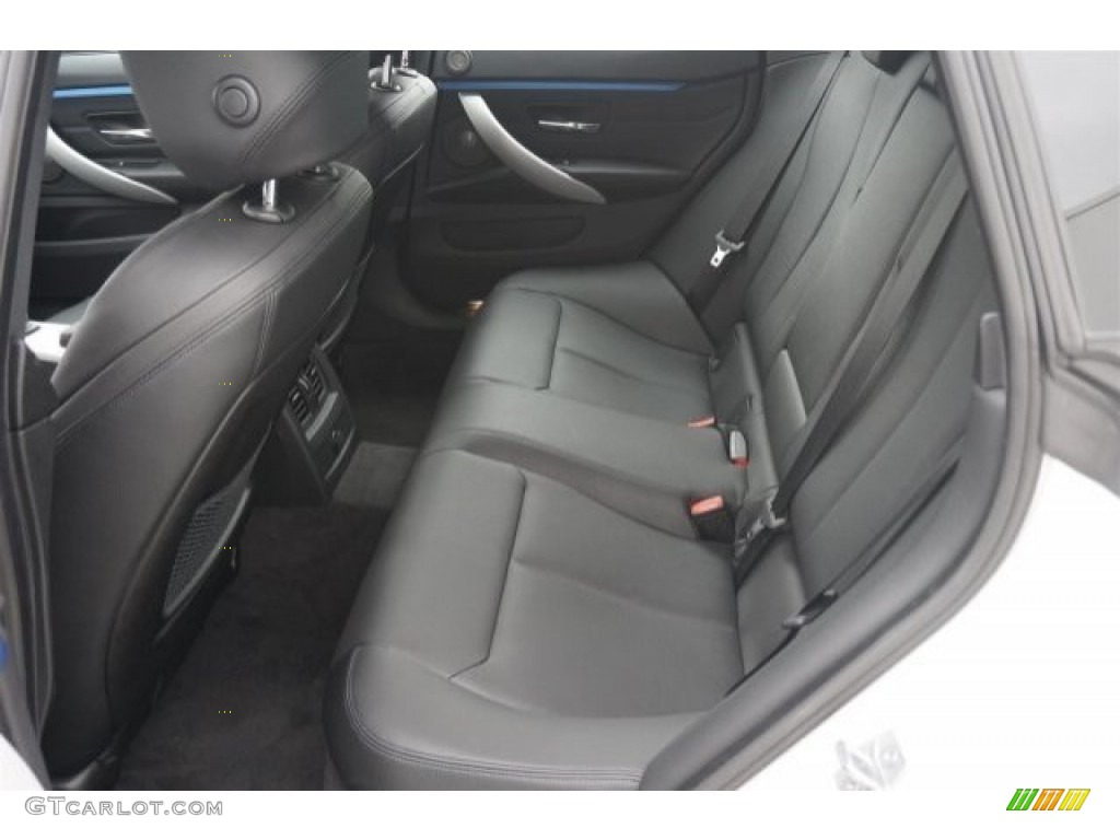 2015 bmw 4 series 435i gran coupe rear seat photo #94915568