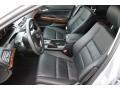 Black 2012 Honda Accord Interiors