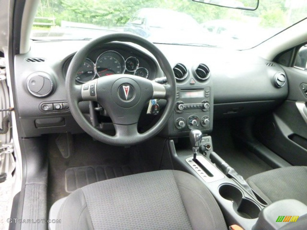 2006 Pontiac G6 Sedan Interior Color Photos