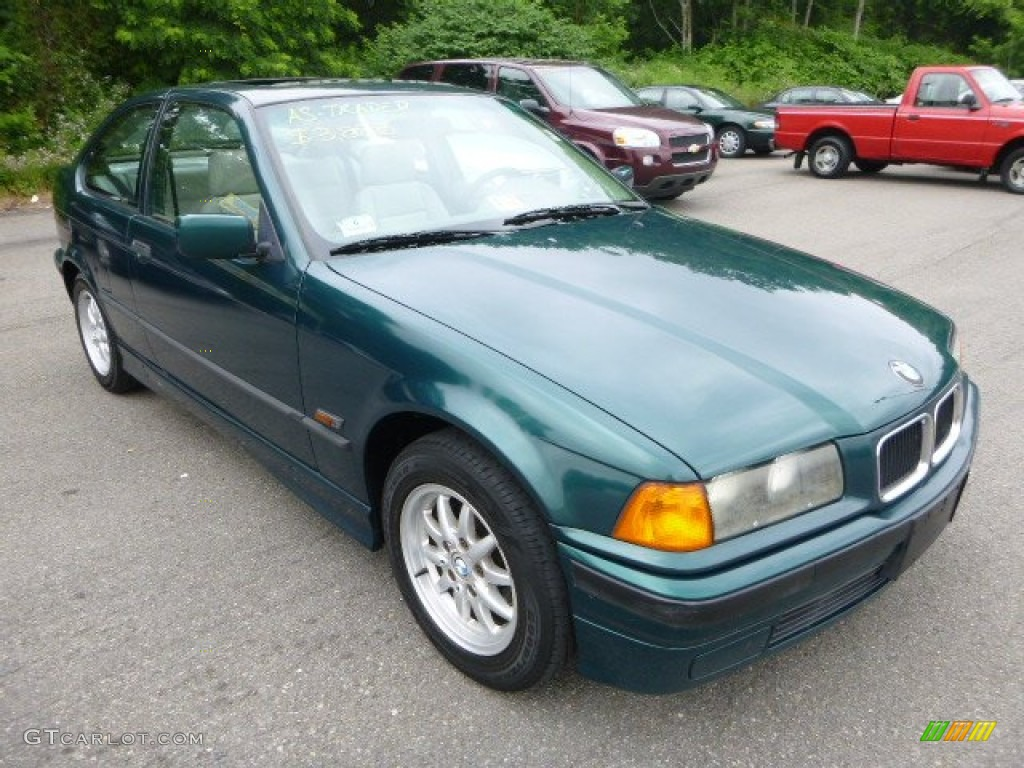 1996 boston green metallic bmw 3 series 318ti coupe 94920756 photo rh gtcarlot com