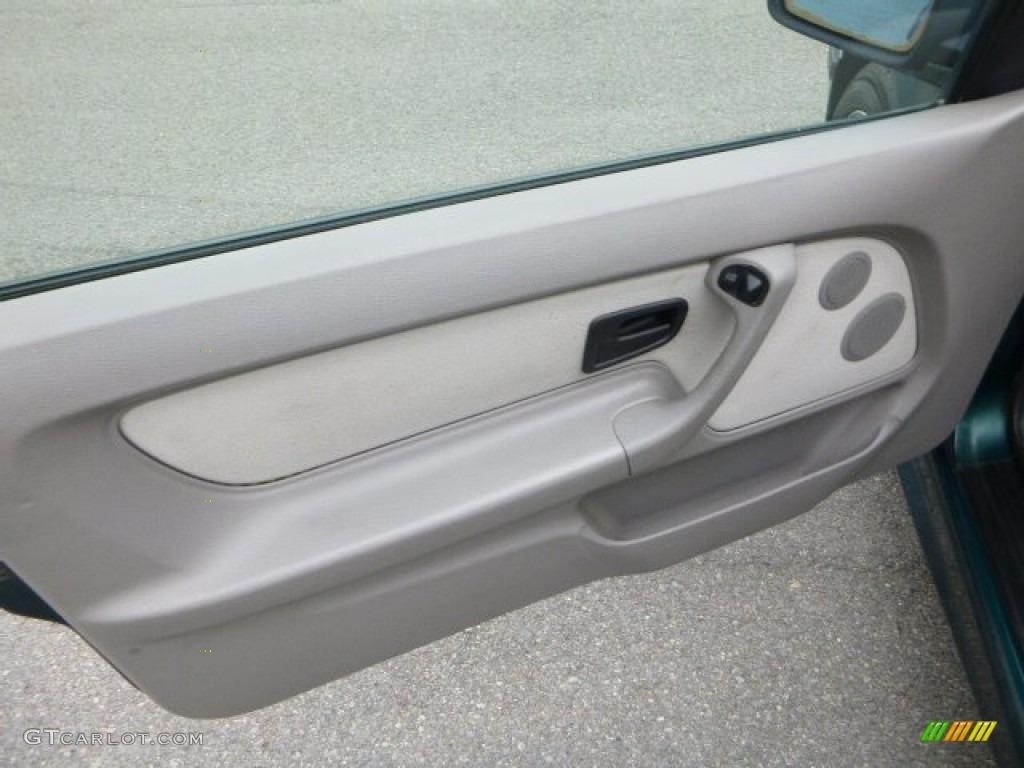 1996 Bmw 3 Series 318ti Coupe Gray Door Panel Photo 94934031