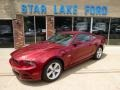 2014 Ruby Red Ford Mustang GT Premium Coupe #94920917