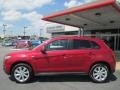 Rally Red 2014 Mitsubishi Outlander Sport Gallery