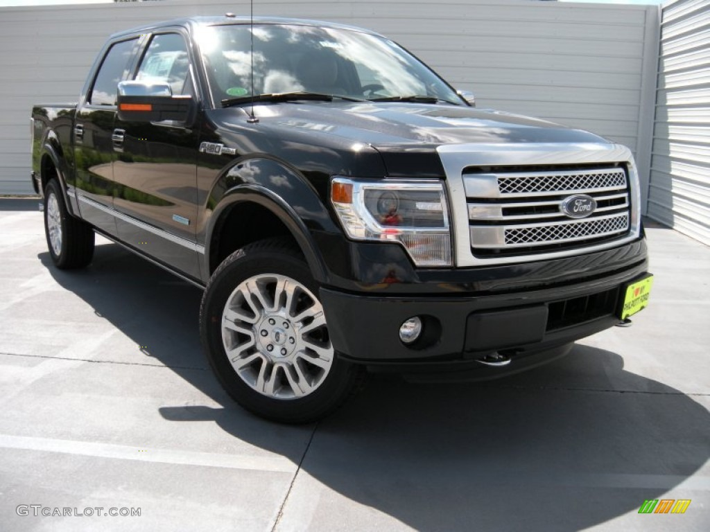 2014 tuxedo black ford f150 platinum supercrew 4x4. Black Bedroom Furniture Sets. Home Design Ideas
