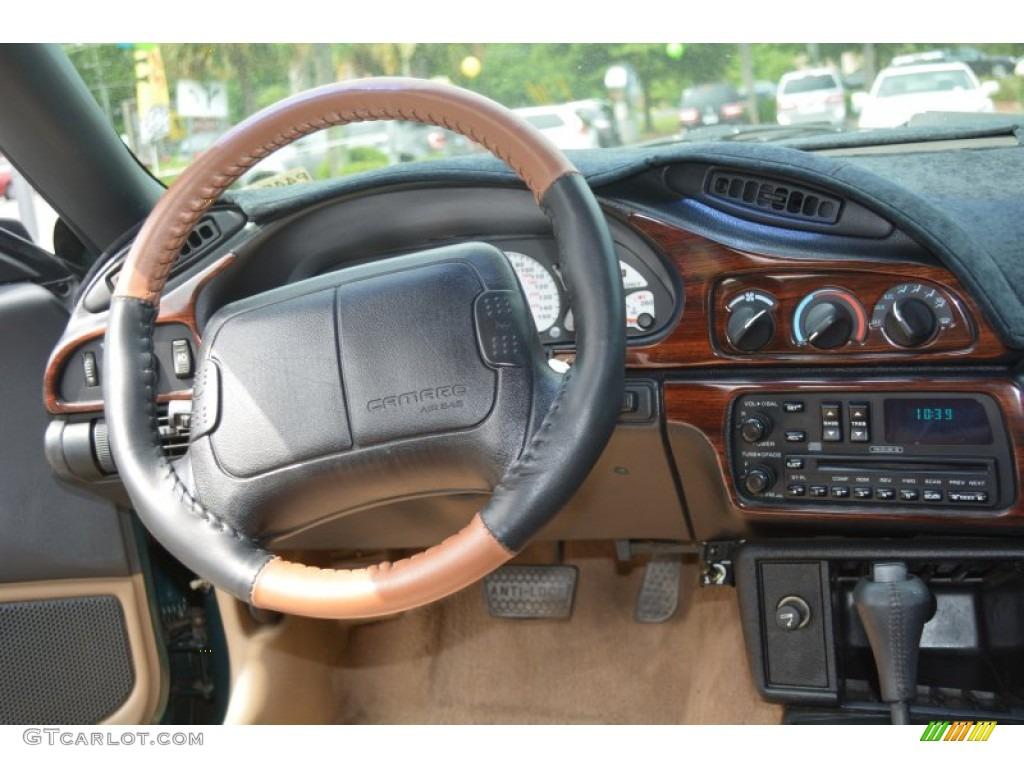 1995 Chevrolet Camaro Z28 Coupe Dashboard Photos