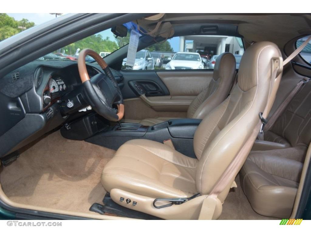 Neutral Interior 1995 Chevrolet Camaro Z28 Coupe Photo 94965101