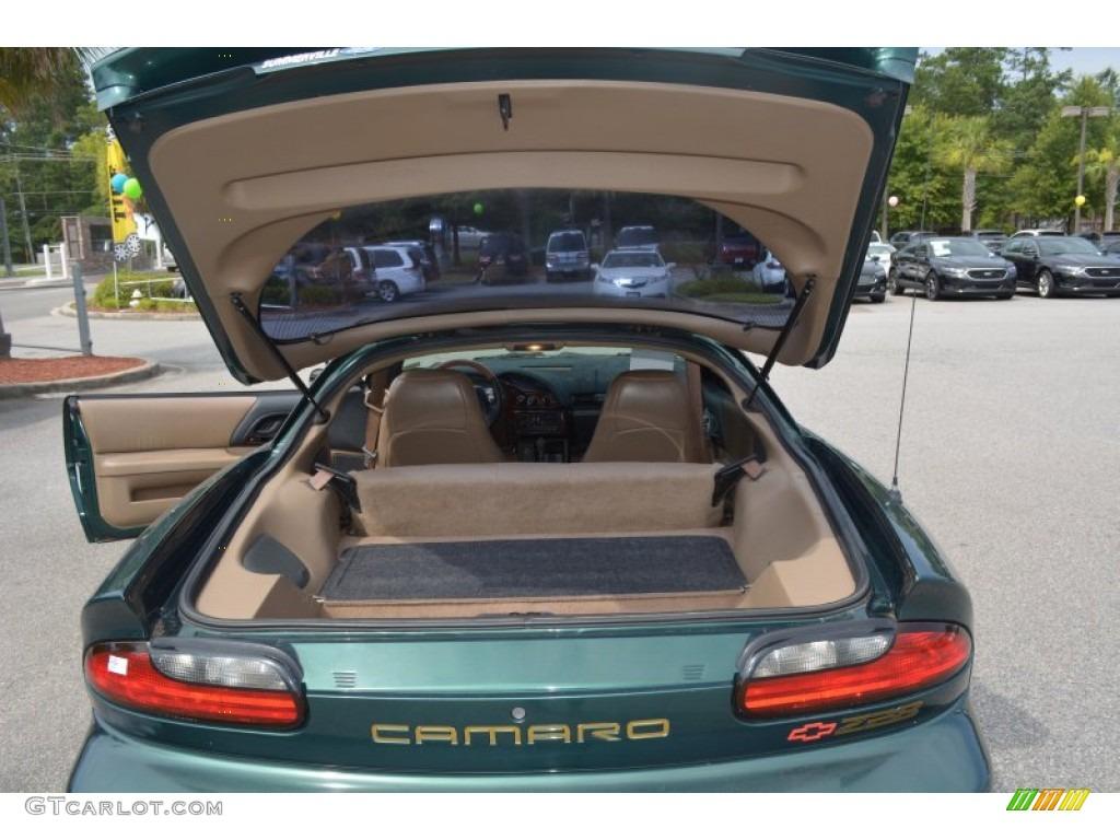 1995 Chevrolet Camaro Z28 Coupe Trunk Photos