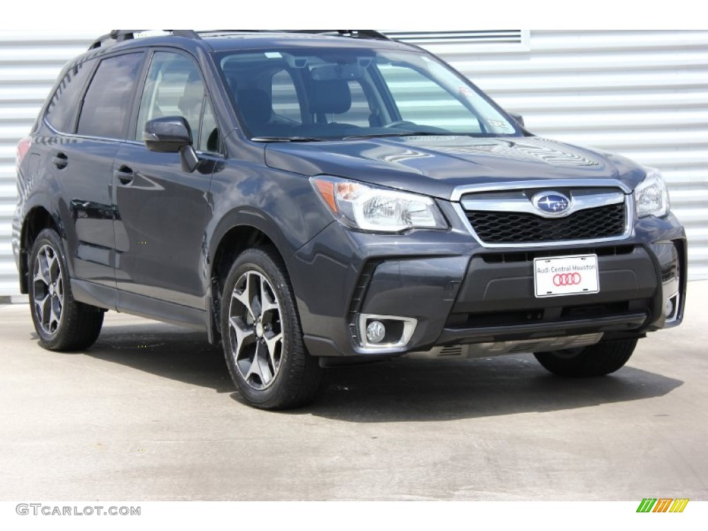 2014 dark gray metallic subaru forester 2 0xt touring 94951402 photo 42 car. Black Bedroom Furniture Sets. Home Design Ideas