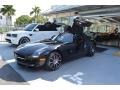Obsidian Black Metallic - SLS AMG GT Coupe Photo No. 6