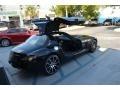 Obsidian Black Metallic - SLS AMG GT Coupe Photo No. 11