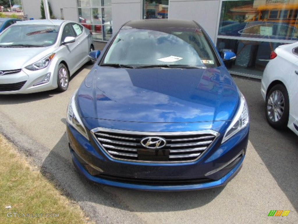 2015 lakeside blue hyundai sonata limited 94950803 photo 4 car color galleries. Black Bedroom Furniture Sets. Home Design Ideas