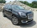 Carbon Black Metallic 2014 GMC Acadia Denali