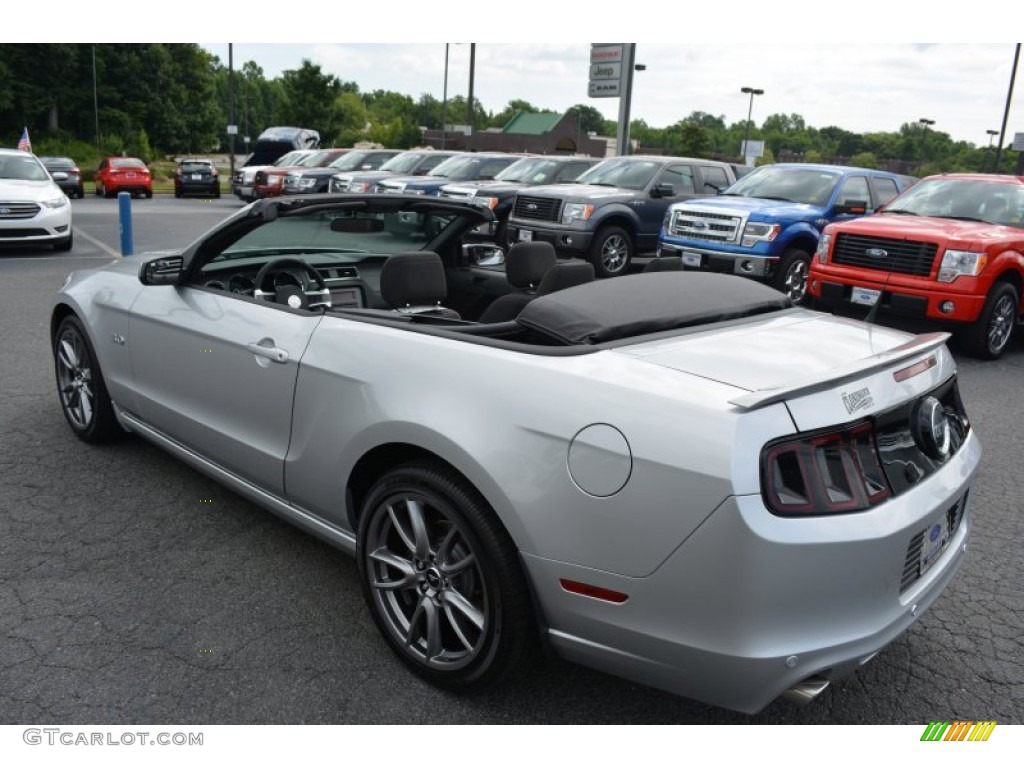 2014 ingot silver ford mustang gt convertible 94951054. Black Bedroom Furniture Sets. Home Design Ideas