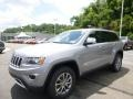 2014 Billet Silver Metallic Jeep Grand Cherokee Limited 4x4 #94998184