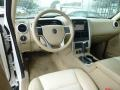 2008 Mountaineer Premier AWD Camel Interior