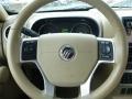 2008 Mountaineer Premier AWD Steering Wheel