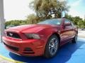 2014 Ruby Red Ford Mustang V6 Coupe #94997949