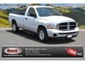 2006 Bright White Dodge Ram 1500 SLT Regular Cab  photo #1