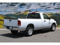 2006 Bright White Dodge Ram 1500 SLT Regular Cab  photo #3