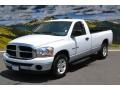 2006 Bright White Dodge Ram 1500 SLT Regular Cab  photo #5