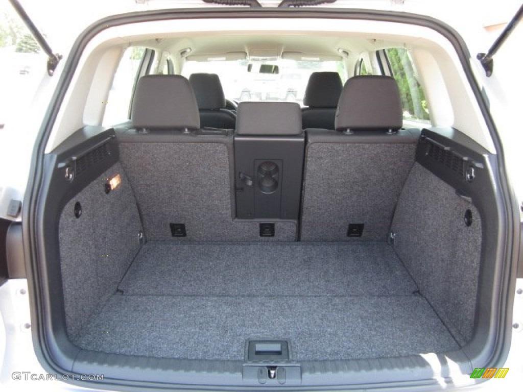 2012 Volkswagen Tiguan S 4motion Trunk Photo 95039230
