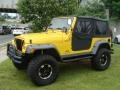 Solar Yellow 2005 Jeep Wrangler Gallery