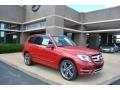 Mars Red 2015 Mercedes-Benz GLK Gallery