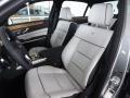 designo Mystic Platinum White 2014 Mercedes-Benz E Interiors