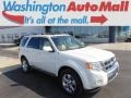 2012 White Suede Ford Escape Limited V6 4WD #95042731