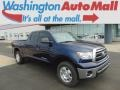 Nautical Blue Metallic 2012 Toyota Tundra TRD Double Cab 4x4