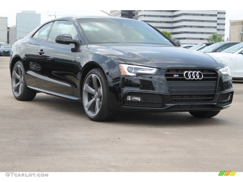 2015 Mythos Black Metallic Audi S5 3 0t Premium Plus Quattro Coupe 95043085 Gtcarlot Com Car Color Galleries