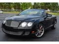 Midnight 2011 Bentley Continental GTC Speed 80-11 Edition