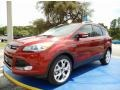2014 Sunset Ford Escape Titanium 2.0L EcoBoost  photo #1