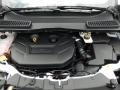 2014 White Platinum Ford Escape SE 2.0L EcoBoost  photo #12