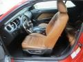 2010 Red Candy Metallic Ford Mustang V6 Premium Convertible  photo #17