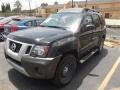 Super Black 2011 Nissan Xterra X