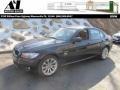 Jet Black 2011 BMW 3 Series 328i xDrive Sedan